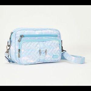 Lug Convertible RFID Crossbody and Belt Bag